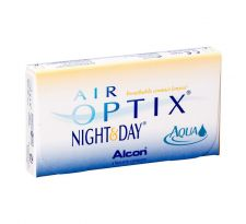 Контактные линзы Air Optix Night & Day Aqua