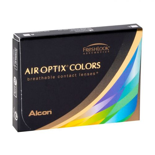 Контактные линзы Air Optix Colors