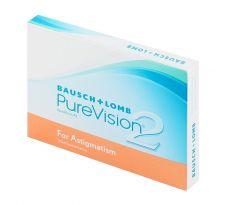 Контактные линзы Pure Vision 2 for Astigmatism